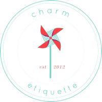 Charm Etiquette Logo