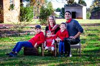 Family of 5 Family Photo Mini Session, Atlanta, GA