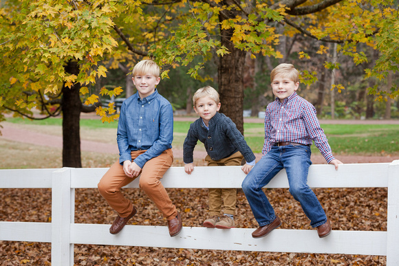 Photo Sessions in North Atlanta suburbs from farms to fields to waterfalls with kids and families