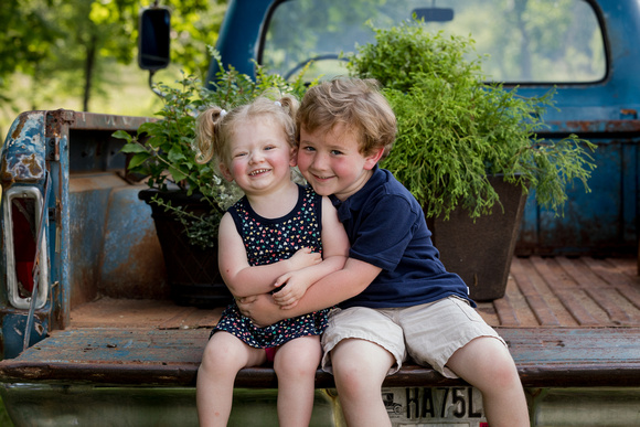 Wildflower Mini Sessions in Atlanta GA