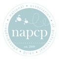napcp-logo, Kristin Boyer, member of National Association of  Professional