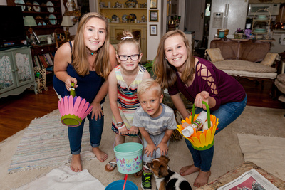 Family Vacation to Kansas City for Easter Weekend