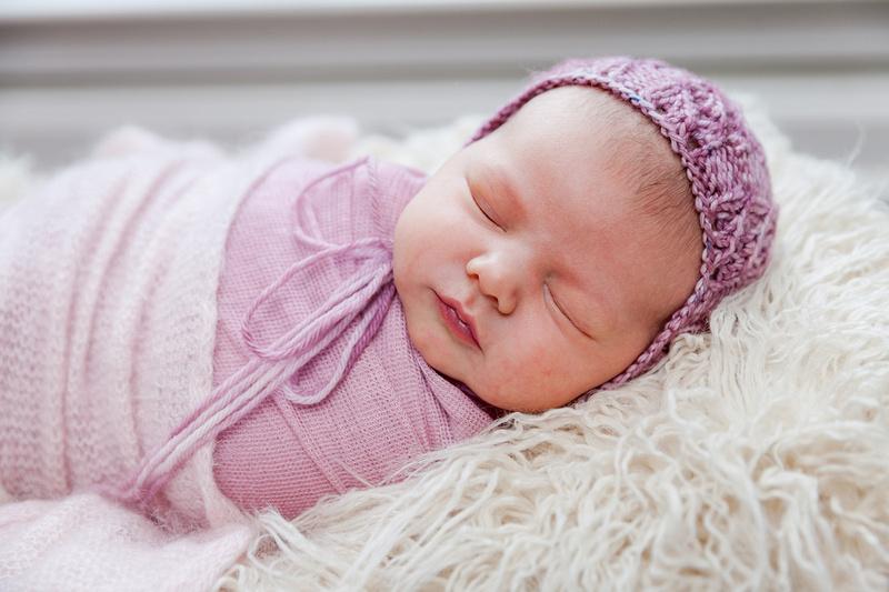 Newborn Baby Girl photo shoot