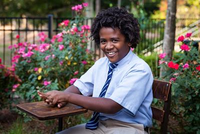 School Portrait Backdrop Sample Choices