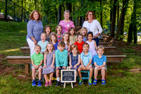School Portraits outside for 2017 Class Photos